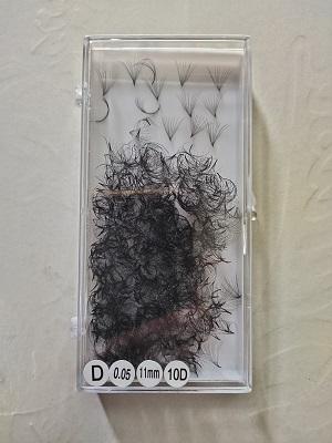 Lông Mi Fan Sẳn 10D- Mi Volume 10D.